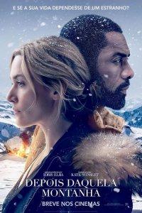 """Poster for the movie """"Depois Daquela Montanha"""""""
