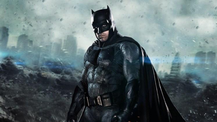 Ben Affleck continuará como Batman ou não