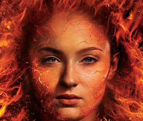 'X-Men: Dark Phoenix' Confira o Primeiro Look de Jean Grey