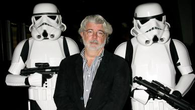 George Lucas Star Wars: Os últimos Jedi