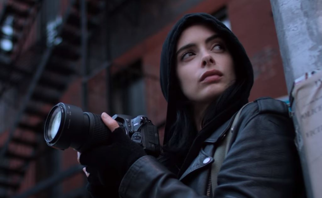 Killgrave em foto da 2ª temporada de 'Jessica Jones'