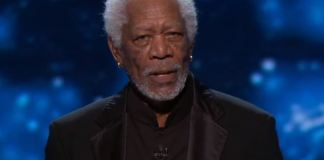 """Morgar Freeman ator apresenta Oscar da Ciência """"Breakthrough Prize"""""""