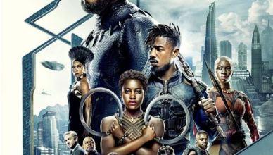Pantera Negra, Marvel libera novo poster do filme
