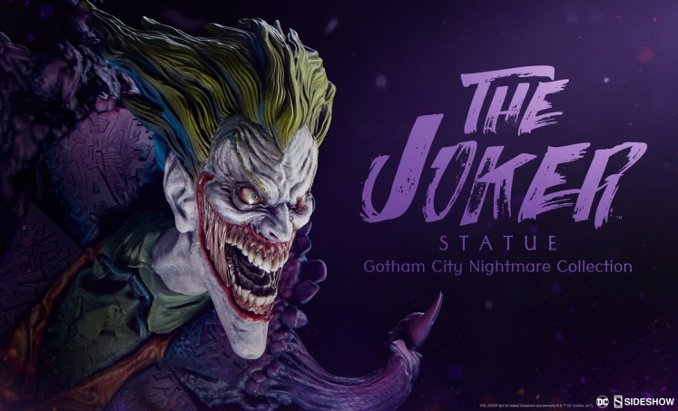 Coringa | Gotham City Nightmare