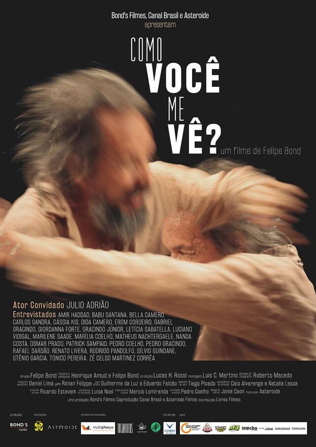 Como Você Me Vê? filme (2018).