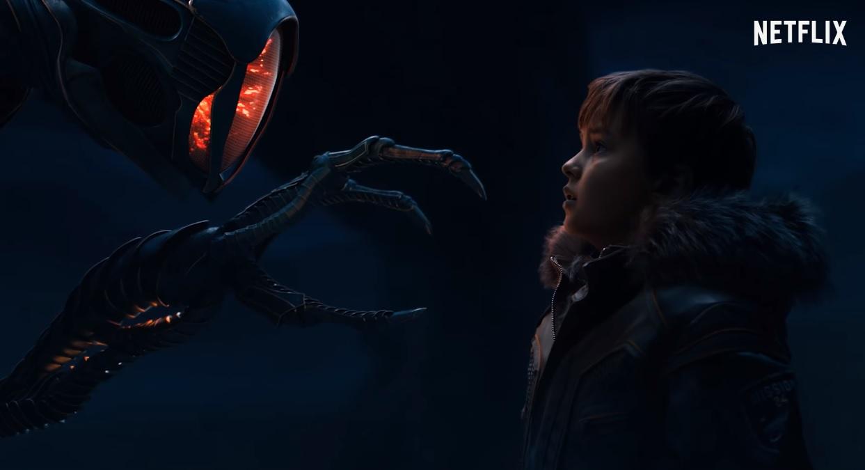 Perdidos no Espaço | Reboot ganha o seu primeiro trailer
