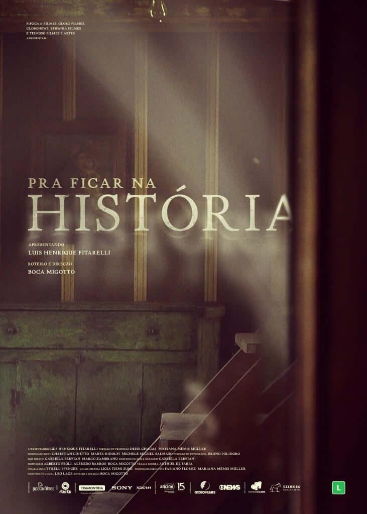 Pra Ficar na História