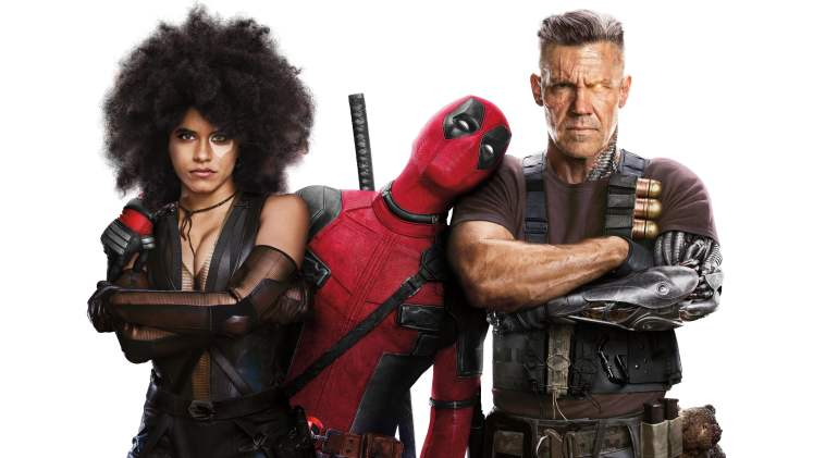 "Image from the movie ""Deadpool 2"""