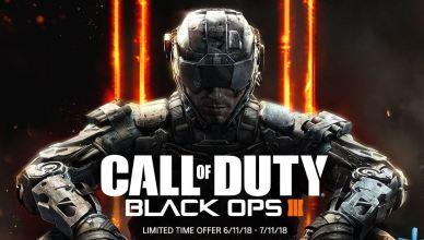 Call of Duty Black Ops III está de graça para os assinantes da PlayStation Plus