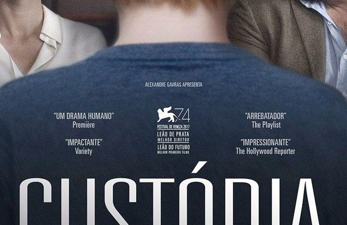 Custódia filme 2018