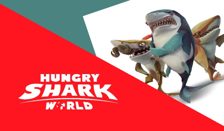 Hungry Shark World os tubarões invadindo seu console