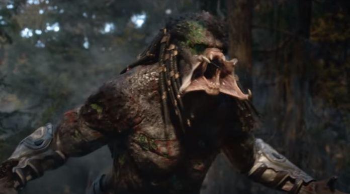 O Predador, último trailer mostra um exímio matador