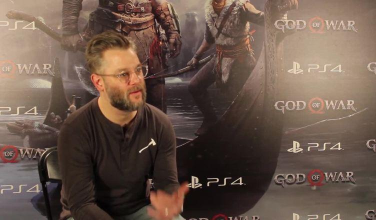 God of War | Diretor criativo do jogo estará na BGS 2018