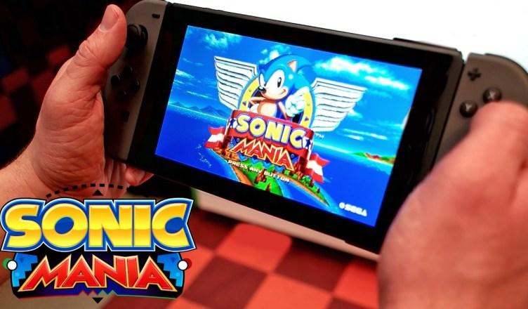 Sega Genesis Classics chega ao Nintendo Switch