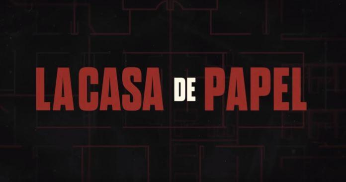 'La Casa de Papel' com canção que imortalizou a série, Netflix inicia produção da parte 3