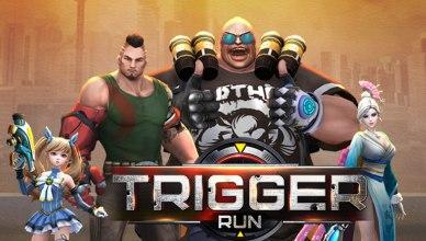 Triggerun: jogo destaque na BGS, seria um overwatch brasileiro?!