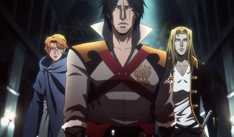 Castlevania: Netflix confirma terceira temporada da série
