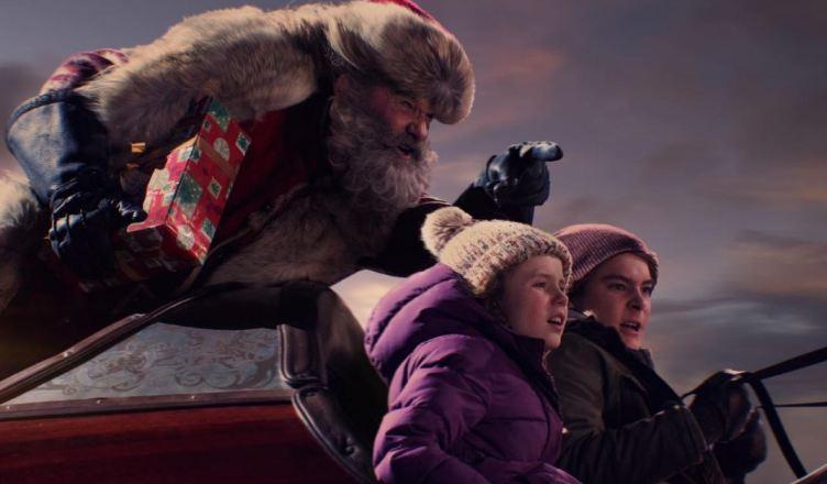 'Crônicas de Natal': Comédia natalina da Netflix com Kurt Russel ganha novo trailer.