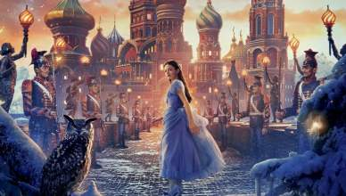 O Quebra-Nozes e os Quatro Reinos