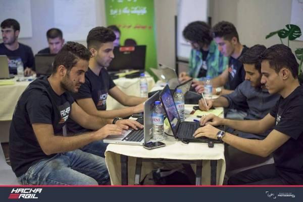 Jovens desenvolvedores