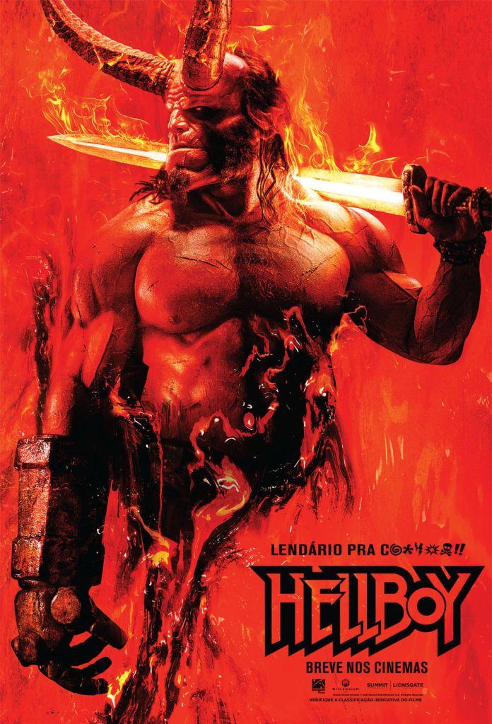 Pôster Hellboy