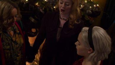 O Mundo Sombrio de Sabrina | Especial de natal já está disponível
