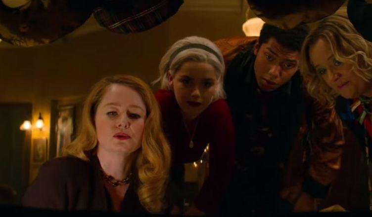 O Mundo Sombrio de Sabrina | Especial de natal ganha trailer, confira!