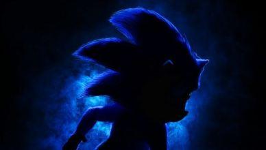 Confira o primeiro cartaz de 'Sonic – O Filme', divulgado pela Paramount Pictures