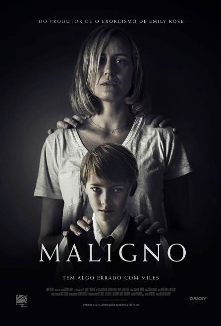 Pôster de Maligno / filme 2019