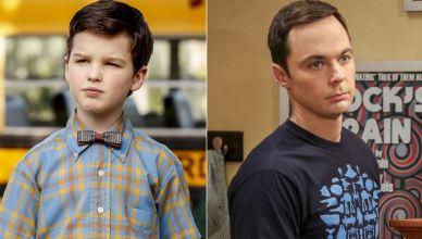 'The Big Bang Theory' e 'Young Sheldon' estreiam no catalógo da Globoplay