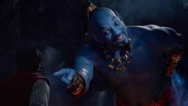 Aladdin: Will Smith aparece como 'Gênio da Lâmpada' em primeiro trailer