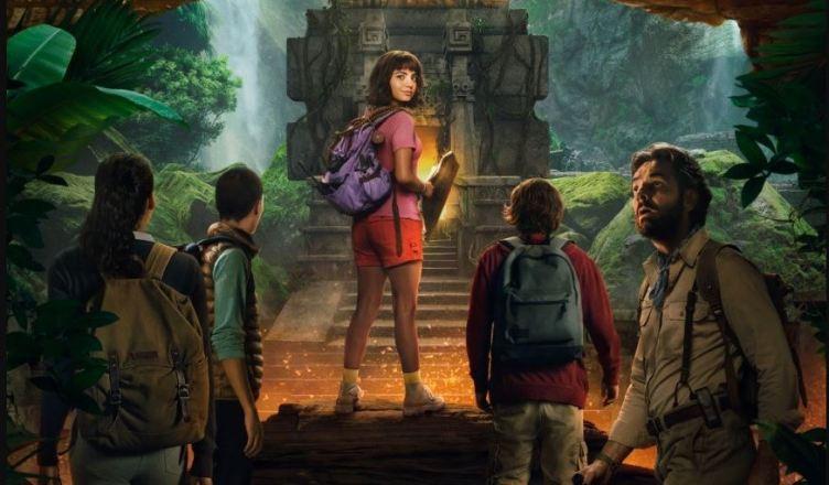 'Dora e a Cidade Perdida' ganha primeiro cartaz, confira!