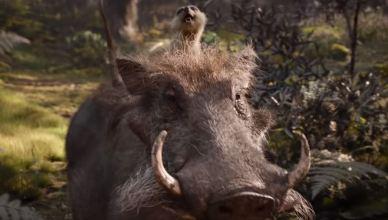 O Rei Leão: Live-Action ganha primeiro trailer completo com Timão e Pumba