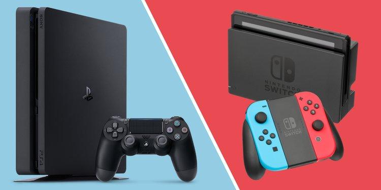 Nintendo Switch desbanca vendas do PS4 no Japão