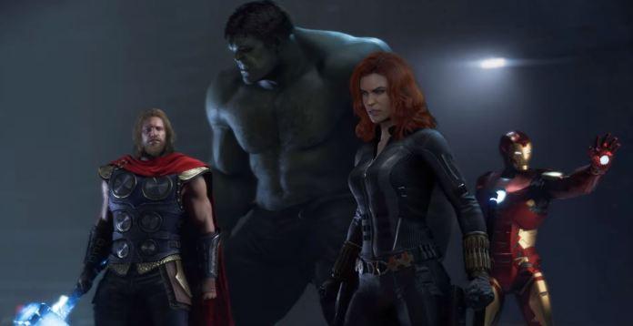 Vingadores | Marvel's Avengers: A-Day divulgado trailer na E3 2019