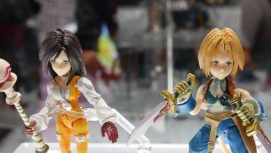 Square Enix: Revela colecionável de Final Fantasy IX na SDCC 2019