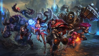 Riot Games, confirma estande de League of Legends na CCXP 2019
