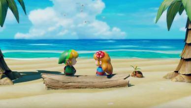 """""""The Legend of Zelda: Link's Awakening"""" ganha prévia de história"""