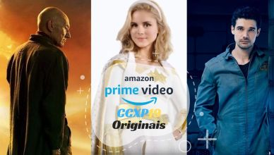 Amazon confirma presença de séries originais The Boys, The Expanse e Star Trek: Picard na CCXP 2019
