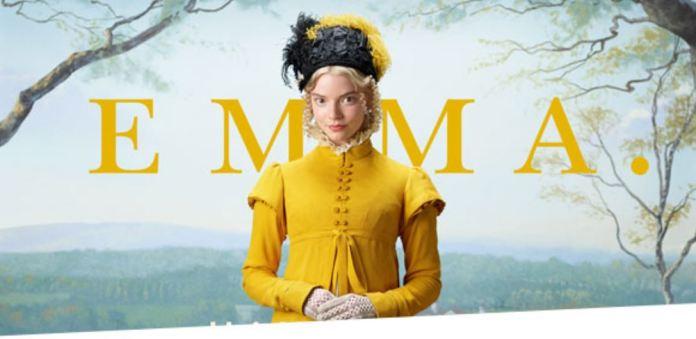 "Anya Taylor-Joy é destaque em trailer de ""Emma"", baseado no clássico de Jane Austen"