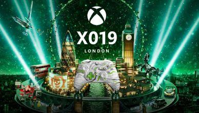 X019: Acompanhe ao vivo do Inside Xbox | Dia 1