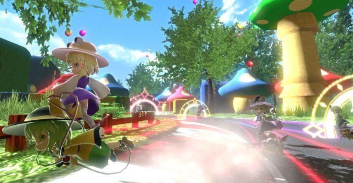 Jogamos Gensou Skydrift para Nintendo Switch