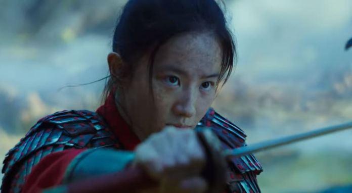 Saiu o trailer do live-action de Mulan