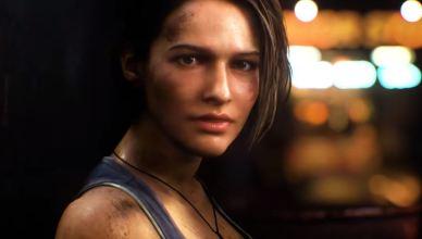 Resident Evil 3 Remake revela Nemesis em trailer para PS4