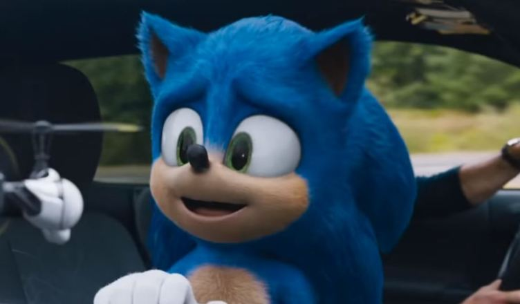 Crítica - Sonic: O Filme — Traz referência à cultura pop