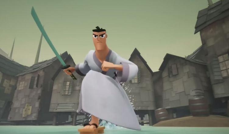 Jogo do Samurai Jack é anunciado e ganha trailer