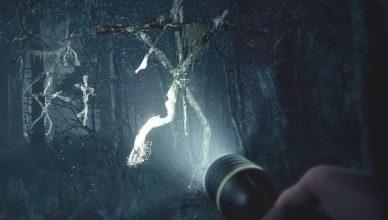 """""""Blair Witch"""" assustará donos de Nintendo Switch em junho"""