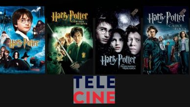 Saga Harry Potter chega ao streaming do Telecine