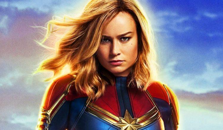 Capitã Marvel 2020