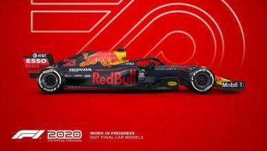 F1 2020 será lançado em julho com um novo modo de jogo